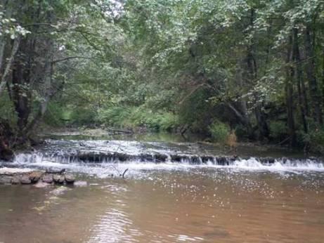Запруды на речках своими руками