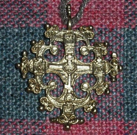 восьмиугольный православный крест