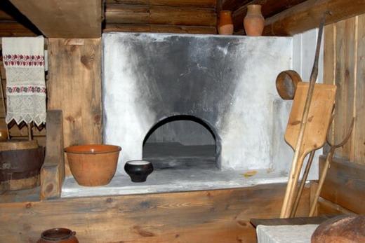 Как сделать старую печь 21