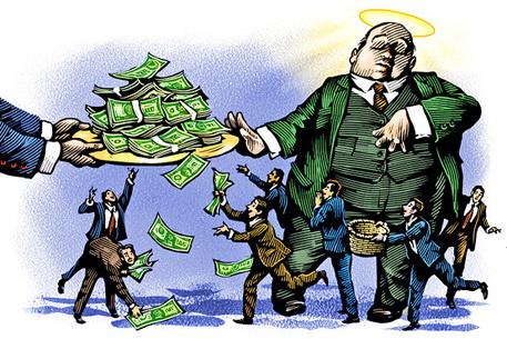 Картинки по запросу банкротство банка карикатура